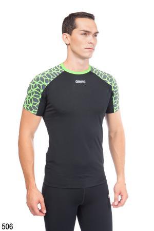 Arena футболка Perf carbonics t-shirt