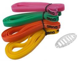 Arena ремешки Racing googles silicone strap kit