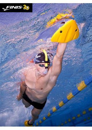 Доска для плавания Finis Alignment Kickboard