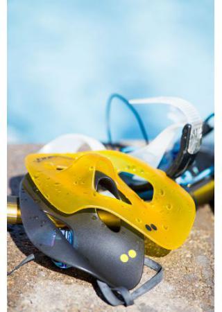 Лопатки для плавания Finis ISO