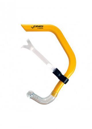 Трубка для плавания Finis вольным стилем Freestyle Snorkel