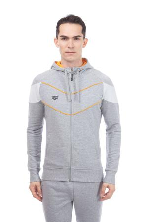 GYM HOODED F/Z JACKET M 2019