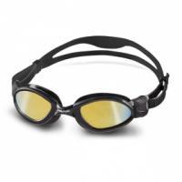 Очки для плавания HEAD SUPERFLEX MID Mirrored, для тренировок для узкого лица