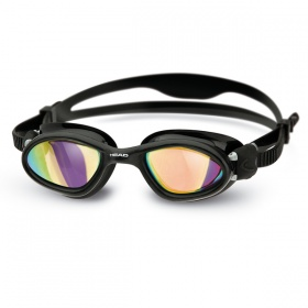 Очки для плавания HEAD SUPERFLEX Mirrored, для тренировок
