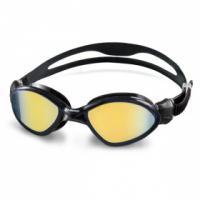 Очки для плавания HEAD TIGER MID Mirr, для тренировок для узкого лица