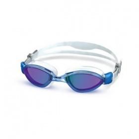 Очки для плавания HEAD TIGER Mirrored LiquidSkin, для тренировок