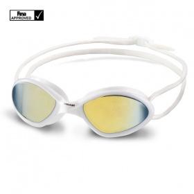 Стартовые очки HEAD TIGER MID RACE Mirrored, для соревнований