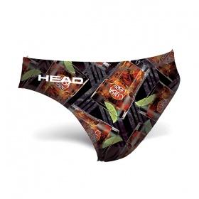 Плавки HEAD COCKTAIL Brief 5см, для тренировок