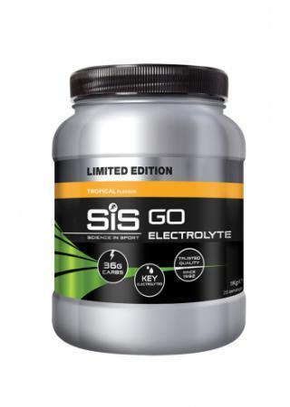 Напиток углеводный с электролитами SiS Go Electrolyte, 1 кг