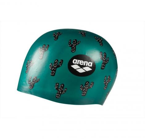 Poolish Moulded Silicone Hat