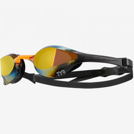 Очки для плавания TYR Tracer-X Elite Racing Mirrored