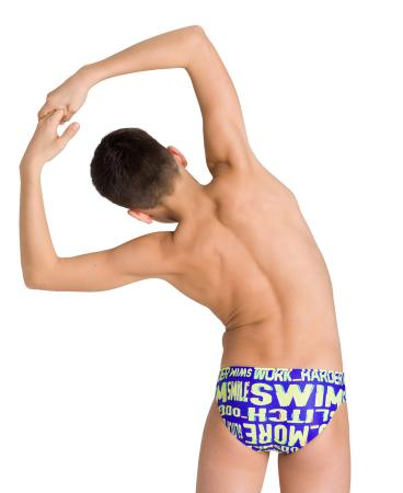 NEON GLITCH JR BRIEF