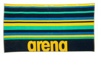 Полотенце Arena BEACH MULTISTRIPES TOWEL
